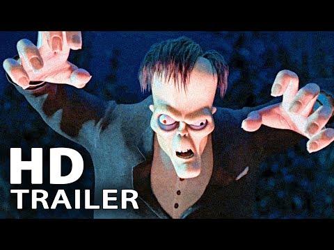 DIE ADDAMS FAMILY Trailer Deutsch German (2019)