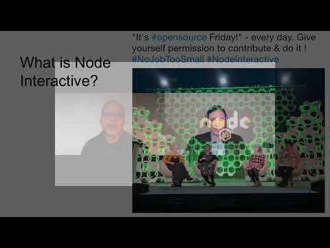 Node Interactive Conference 2017 - Vancouver, BC