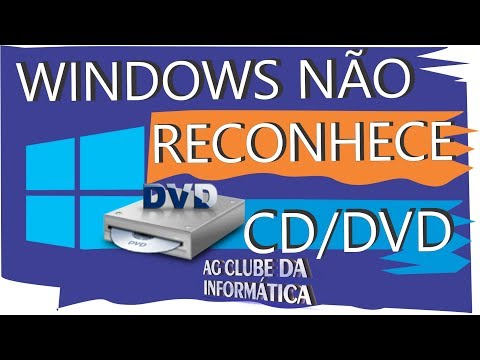 Windows 8 , 8.1 and 10 does not recognize CD / DVD