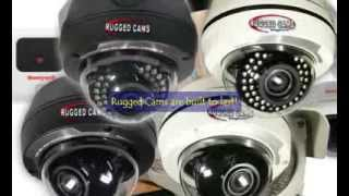 Harsh Environment Business Security Camera Systems From Rugged Cams