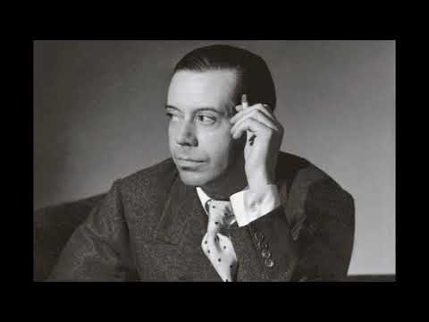 Alistair Cooke on Cole Porter