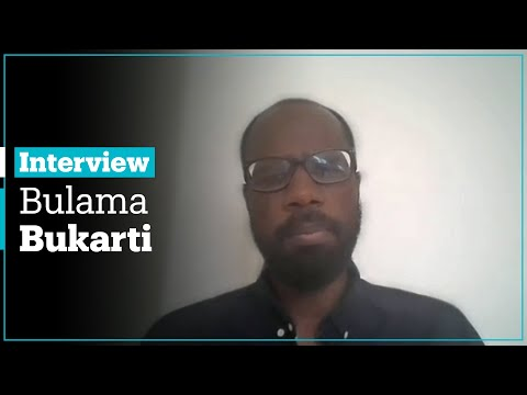 Africans in China: Bulama Bukarti, Human Rights and Anti-Corruption Lawyer
