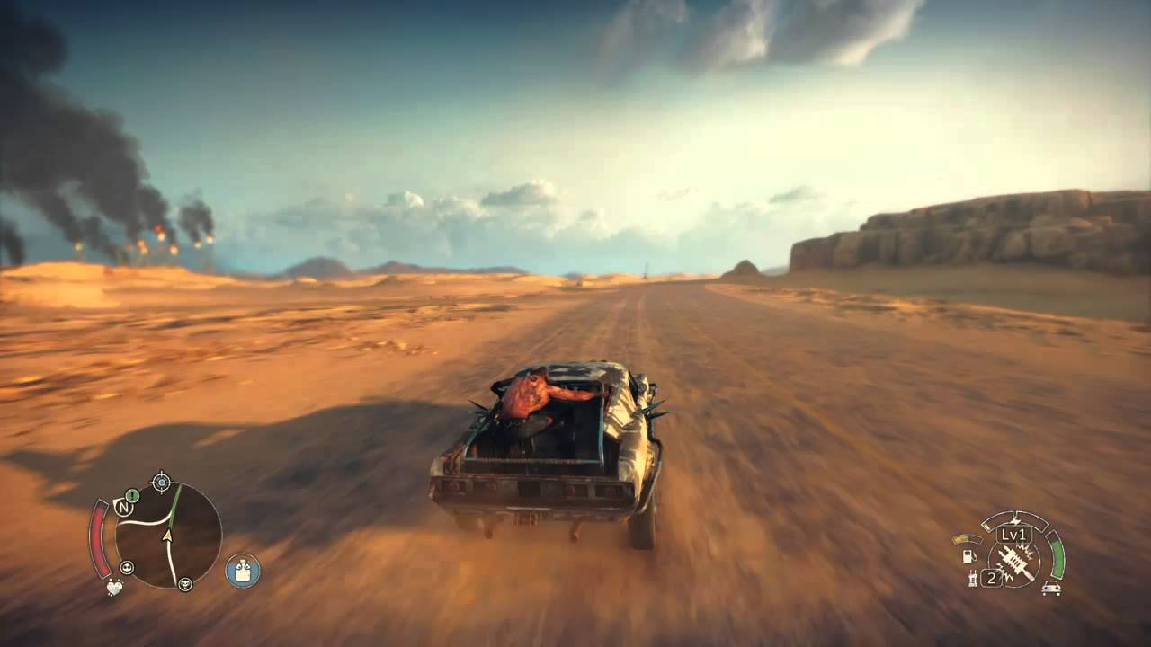 Mad Max Part 49 New Paint Job PS4 Gameplay