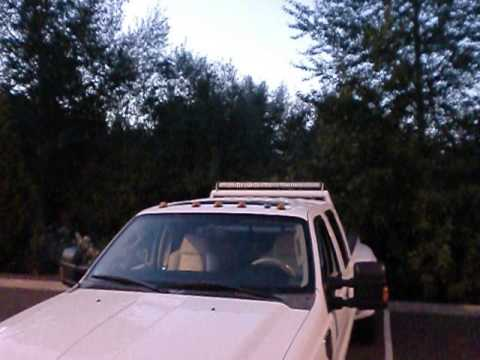 ENGO MULTI-FUNCTION 50 inches Quadlux LED LIGHT BAR