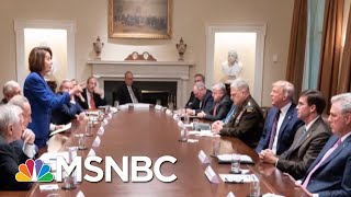 Revelations Show President Donald Trump At The Center Of The Ukraine Scandal | Deadline | MSNBC