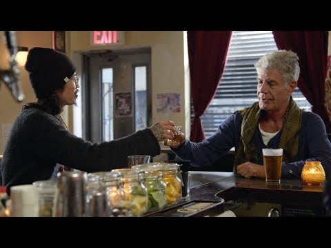 Raw Craft with Anthony Bourdain  Episode Eleven: Takashi