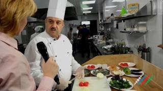 Хорошо едим: Зелёная фасоль по-бакински