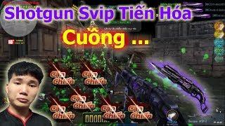 Gambar cover Truy Kích ➤ Shotgun Svip Tiến Hóa - Màu Tím Bê Đê   HNG