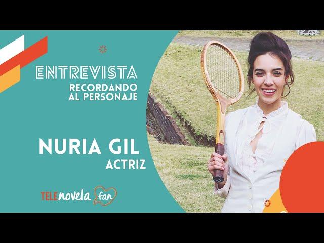 Entrevista con Nuria Gil