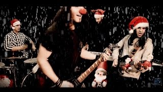Christmas Metal Songs - Rudolph the Red Nosed Reindeer [Heavy metal version cover] - Orion's Reign