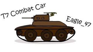 Т7 Combat Car vs Тетрарх