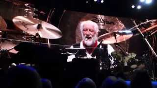 Fleetwood Mac Encore - World Turning - Live - Mick Fleetwood Drum Solo - January 2015