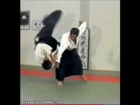 Saito Koshi Nage