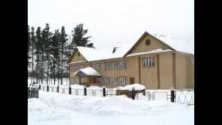 Школа в поселке Мирный (г. Лесосибирск)