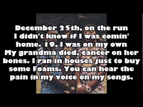 Migos - Rich Nigga Timeline (Lyrics)