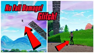 No Fall Damage Glitch In Fortnite *New* Fortnite Glitches PS4/Xbox one/PC