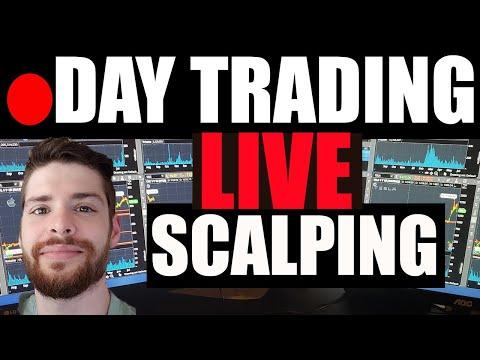 🔴 LIVE Day Trading Scalping Penny Stocks (EYEG AIM NK CRBP CBLI ) Futures (micro, emini)