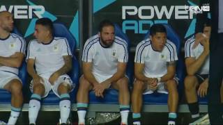 اهداف مباراة الارجنتين وكولومبيا ( 3 - 0 ) تصفيات كأس العالم 2018