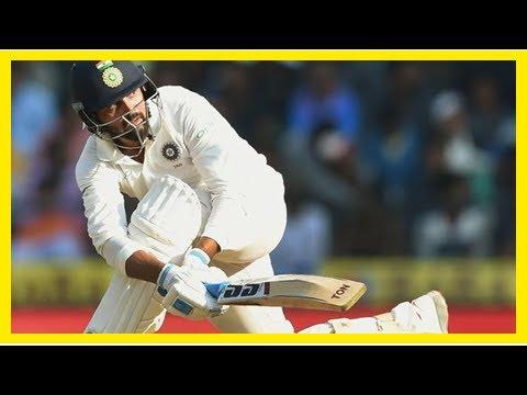 Daily News - India vs sri lanka 2nd test report day 2: vijay Murali makes most shikhar dhawans abse