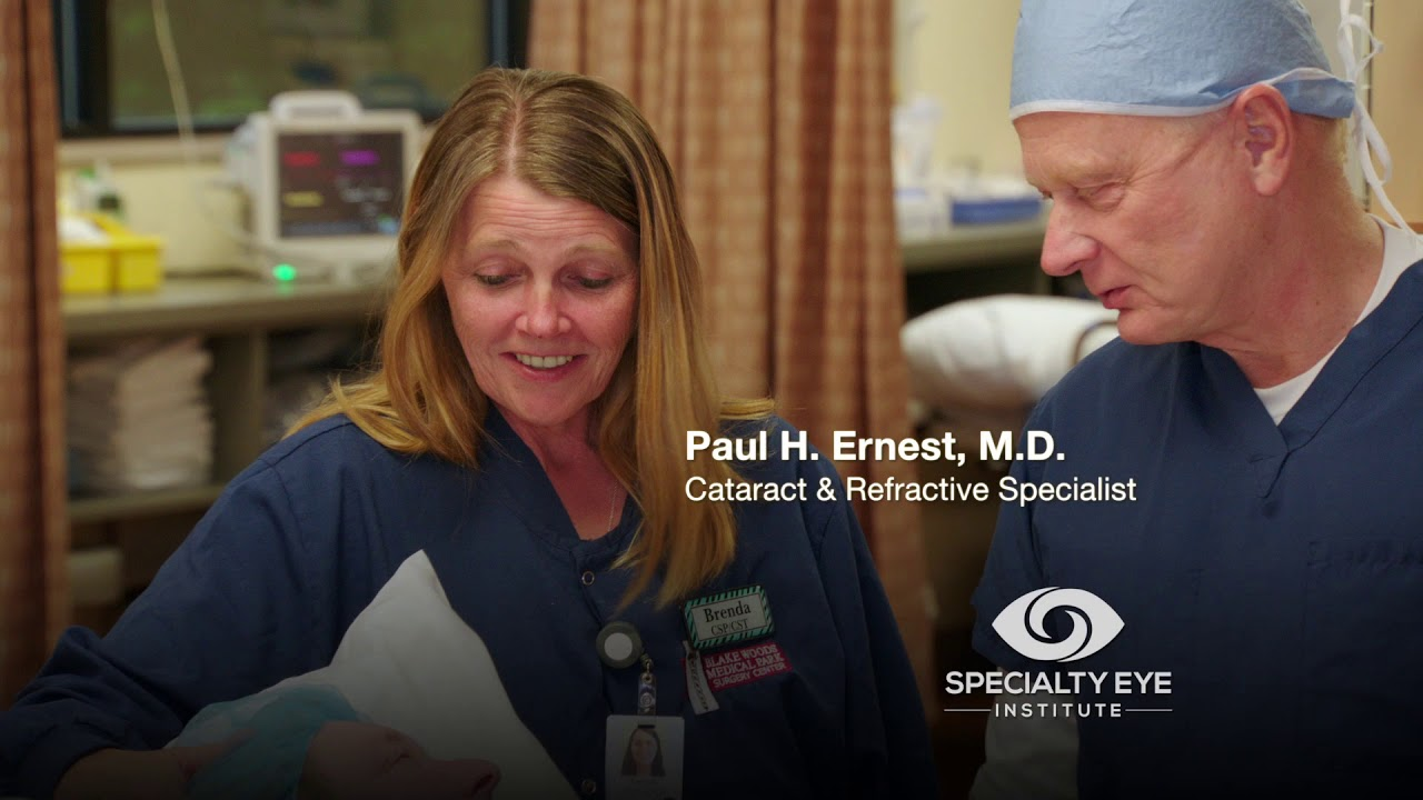 Ophthalmologists in Michigan, Ohio - Specialty Eye Care