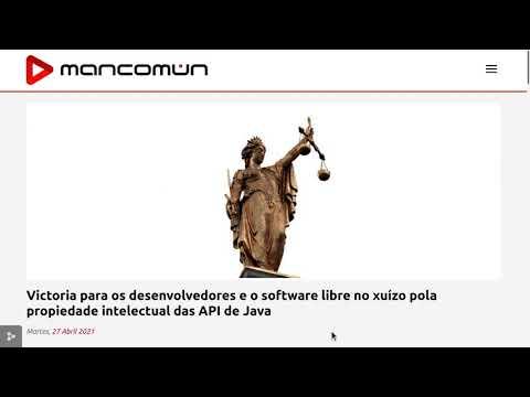 1º Resumo semanal da información en #Mancomún