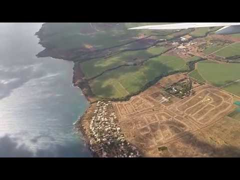 Landing in Mauritius on 10 June 2016 (AF460)