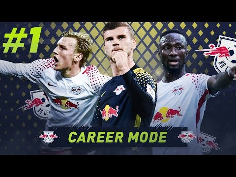 FIFA 18 | CAREER MODE - RB LEIPZIG #1 - WE ARE BACK!
