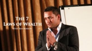 The 7 Laws of Wealth | Ben Benson | Full Length HD