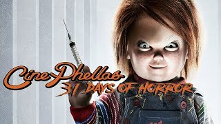 Video Cult of Chucky (2017) - Movie Review **31 Days of Horror** download MP3, 3GP, MP4, WEBM, AVI, FLV Juni 2018