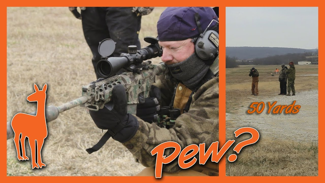 What does a SUBSONIC  223 bullet sound like downrange? Sound test!