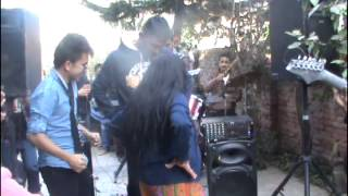 Sugam pokhrel ..dashain Tihar cover song with keyboard .part 5