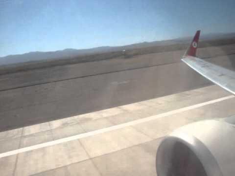 Iğdır-İstanbul   uçuşu (06-09-2012)