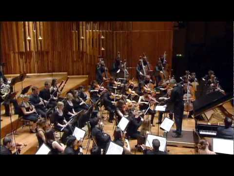 SASHA GRYNYUK plays Brahms Piano Concerto no.1 (1)