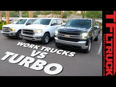 Ford F-150 Has Six Engine Choices: Here Are the Pros and