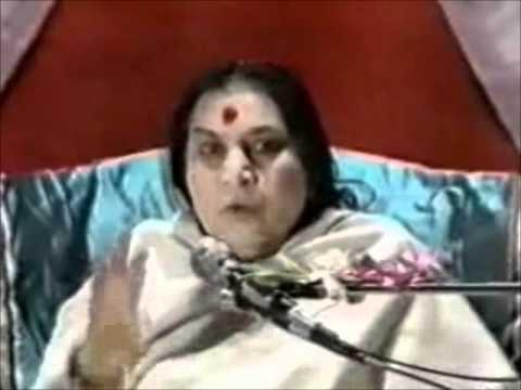 Shri Mataji Realizzazione del Sè (Kundalini) - Italia 1985 (Meditazione Sahaja Yoga)