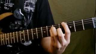 Nirvana - Very Ape Guitar Lesson How To Play