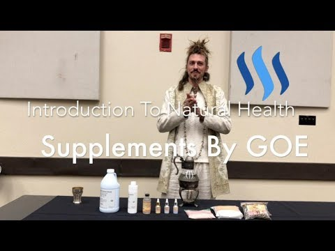 Colloidal Silver Video
