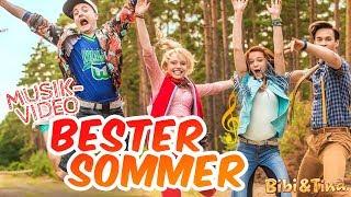 Bibi & Tina | BESTER SOMMER - offizielles Musikvideo IN VOLLER LÄNGE