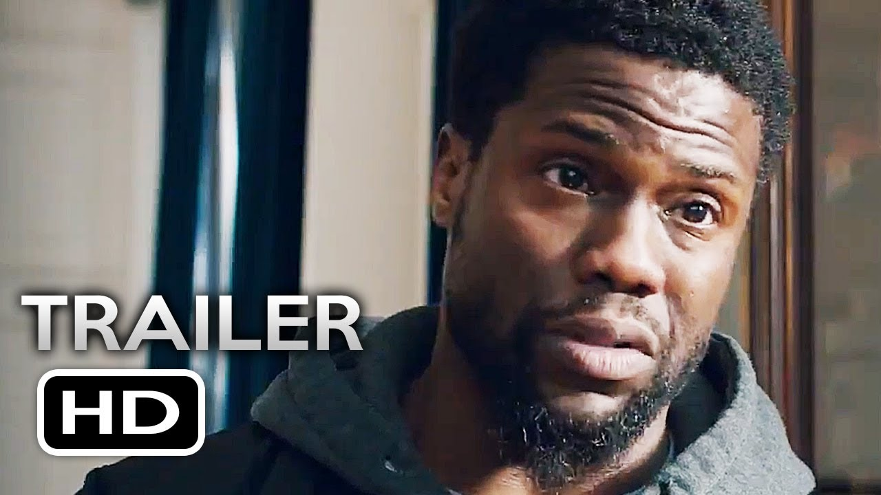 New Comedies 2019 THE UPSIDE Official Trailer (2019) Kevin Hart, Bryan Cranston