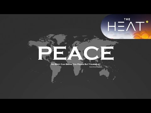 The Heat— Mideast Peace Prospects 07/29/2016
