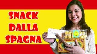 Assaggio Snack dalla Spagna 🇪🇸