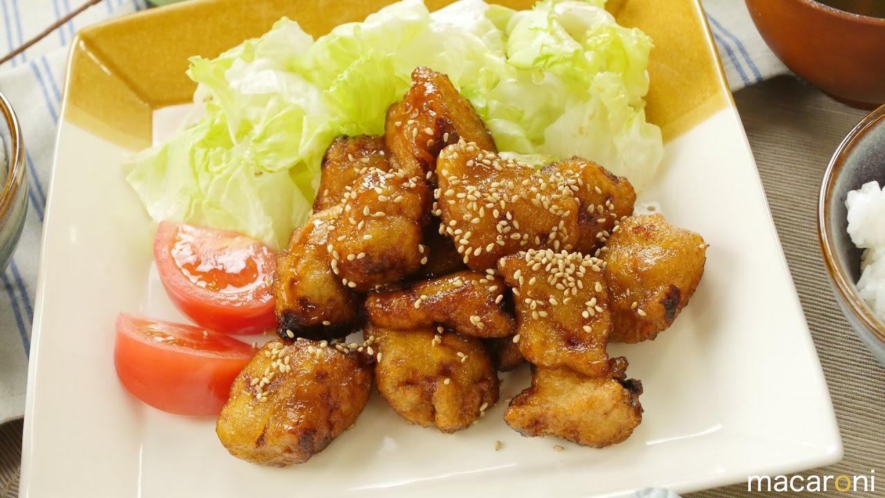 冷凍 豆腐 唐 揚げ