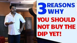 3 Things To RememberBefore You Start Investing In Market Dip | #learn with me