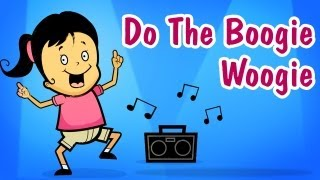 Kids Favorite Poems - Do The Boogie Woogie