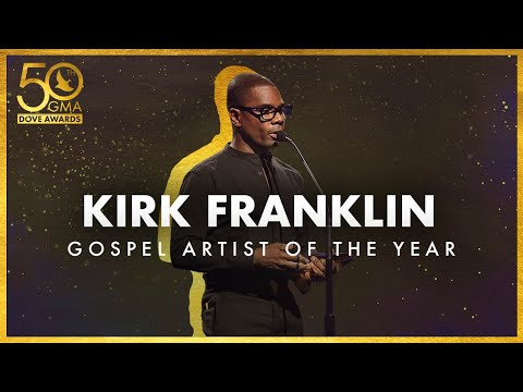 Tracy Bethea - Kirk Franklin's Unedited Acceptance Speech at The Dove Awards