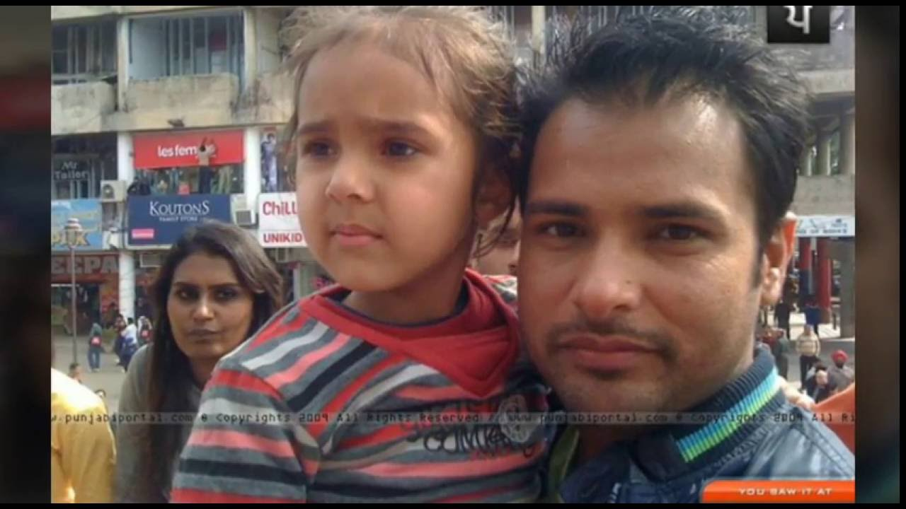 Amrinder Gill family | wife | children | childhood picture ...
