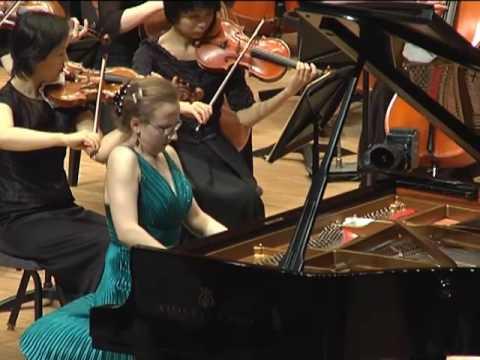 第2回高松国際ピアノコンクール 本選 マリアンナ・プリヴァルスカ / 2nd TIPC Final Marianna PRJEVALSKAYA