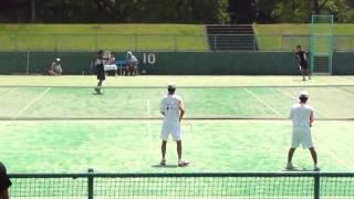 南犬飼中学校ソフトテニス 練習試合