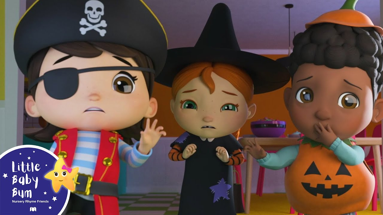 No No Spooky Monsters Song - Little Baby Bum | Baby Songs | Nursery Rhymes For Kids