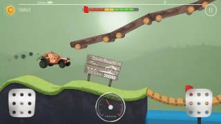 Prime Peaks Game - Buggy Racing in Green Forest